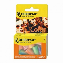 OHROPAX COLOR sourdines 8 pce