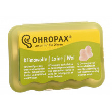 OHROPAX laine 12 pce