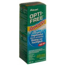 OPTI FREE RepleniSH solution décontamin fl 300 ml