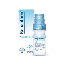 BEPANTHEN Collyre fl 10 ml