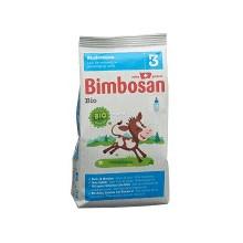 BIMBOSAN Bio 3 lait de croissance recharge 400 g