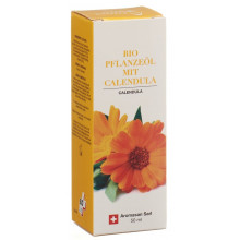 AROMASAN huile végétale de calendula 50 ml