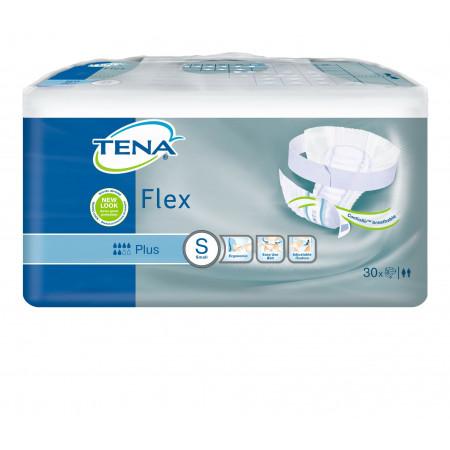 TENA FLEX Plus S Bleu 30 pièces