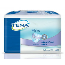 TENA Flex Maxi M violet 22 pièces