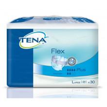 TENA Flex Plus L Bleu 30 pièces