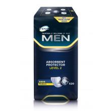 TENA Men Level 2 20 pièces