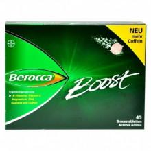 BEROCCA Boost comprimés effervescent 45 pce