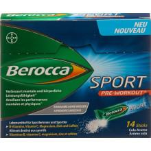BEROCCA Sport sach 14 pce