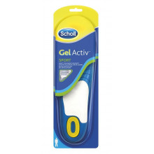 SCHOLL GelActiv® Semelles 40-46,5 Sport Men 1 paire