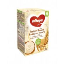 MILUPA bouillie aux biscuits 450 g