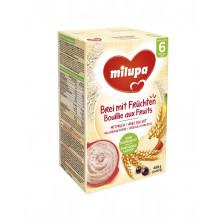 MILUPA bouillie aux fruits 450 g