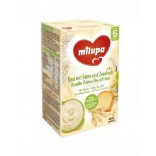 MILUPA bouillie poires biscottées 450 g