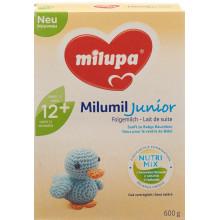 MILUPA Milumil Junior 12+ après 12 mois 600 g