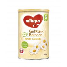 MILUPA boisson à la camomille après 6 mois 180 g