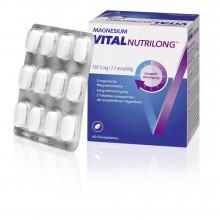 MAGNESIUM Vital Nutrilong™ 60 comprimés