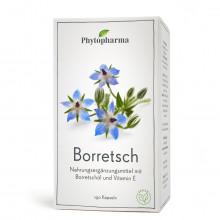 PHYTOPHARMA bourrache caps 500 mg 190 pce
