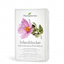 PHYTOPHARMA infectblocker cpr sucer 60 pce