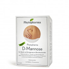 PHYTOPHARMA D-Mannose cpr 60 pce