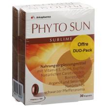 PHYTO SUN sublime caps duo 2 x 30 pce