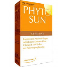 PHYTO SUN sensitive caps 30 pce