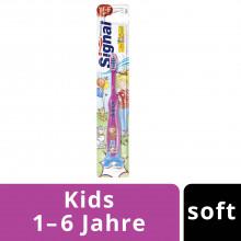 SIGNAL brosse dents kids avec ventouse