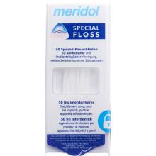 MERIDOL fil dentaire spécial 50 pce