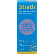 STRATH convalescence gouttes 100 ml