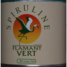 SPIRULINE Flamant Vert bio cpr 500 mg 500 pce