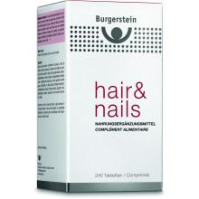 BURGERSTEIN hair & nails cpr 240 pce