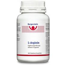 BURGERSTEIN L-Arginin cpr 100 pce