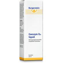 BURGERSTEIN Coenzyme Q10 liq 20 ml