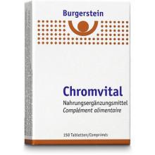BURGERSTEIN Chromvital cpr 40 mcg 150 pce