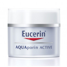 EUCERIN Aquaporin Active Peau Sèche 50 ml