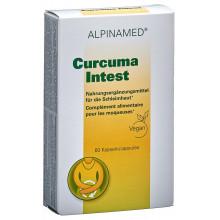ALPINAMED Curcuma Intest caps 60 pce