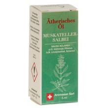 AROMASAN sauge sclarée huil ess dans étui bio 5 ml