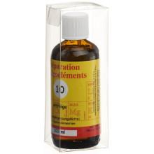 BIOLIGO no 10 préparat d'oligoéléments 100 ml