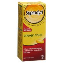SUPRADYN energy fer cpr pell bte 60 pce