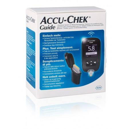 ACCU-CHEK Guide Kit mmol/L incl. 1x 10 Tests