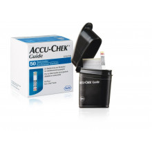 ACCU-CHEK Guide bandelettes 50 pce