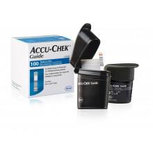 ACCU-CHEK Guide bandelettes 2 x 50 pce