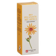 AROMASAN huile végétale à l'arnica 50 ml