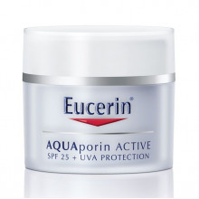 EUCERIN Aquaporin Active Soin Hydratant Protecteur SPF25 50 ml
