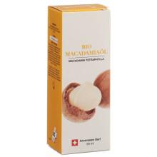 AROMASAN huile végétale de macadamia bio 50 ml