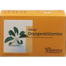 SIDROGA infusion de fleurs d'oranger sach 20 pce