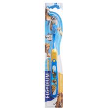 ELGYDIUM Junior (7-12 ans) Age de Glace brosse à dents – NOUVEAU