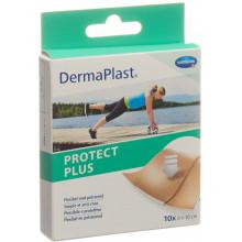 DERMAPLAST ProtectPlus 8cmx10cm 10 pce