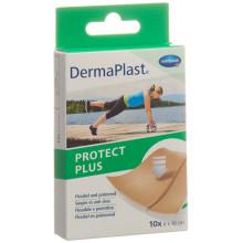 DERMAPLAST ProtectPlus 6x10cm 10 pce