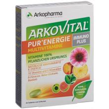 ARKOVITAL Pur'Energie Immunoplus cpr blist 30 pce