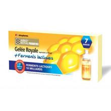 ARKO ROYAL Gelée Royale + Probiotiques adultes 7 doses