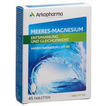 ARKOPHARMA Magnésium Marin cpr bte 45 pce